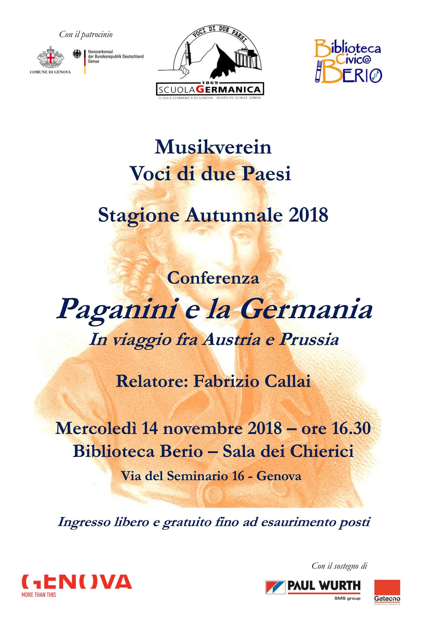 Locandina Paganini